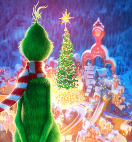 Free Family Movie: The Grinch (2018) – SOLD OUT