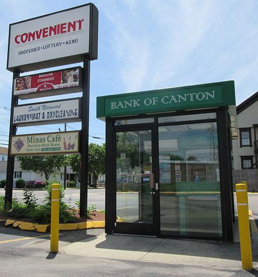 Norwood ATM: Washington Street