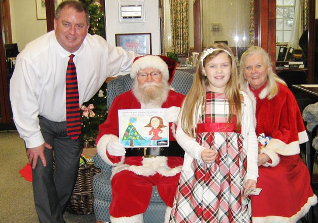 Bank of Canton drawing contest winner Canton Main Office