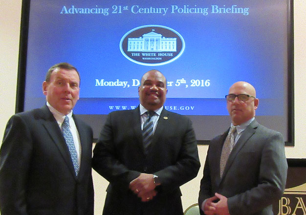 bank of canton advancing twenty-first century policing