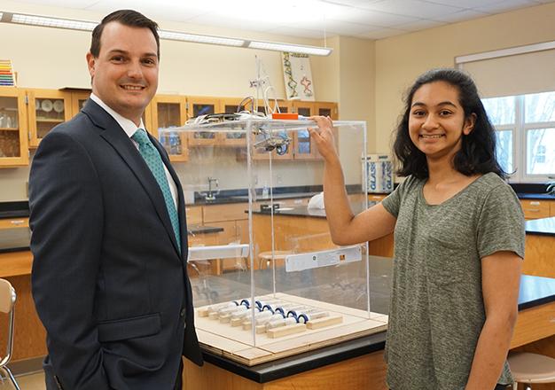 Anvitha Addanki and David Scarcella